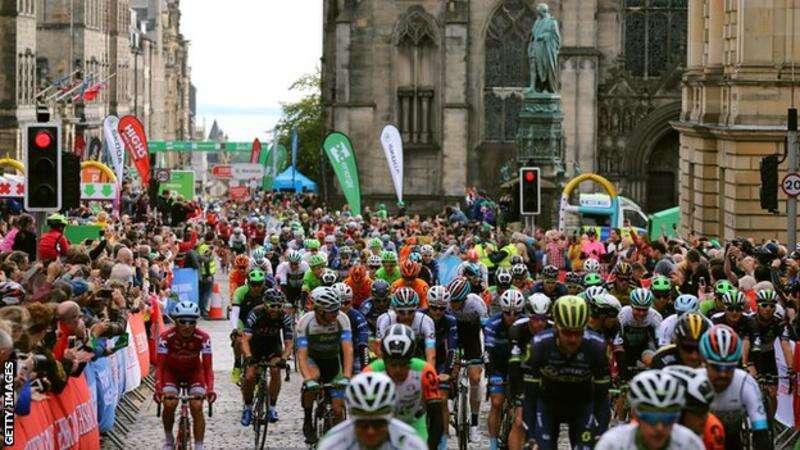 การแข่งขันจักรยานรายการ Tour of Britain 2021 เพิ่มเติมสถานที่แข่งขันในเส้นทางใหม่